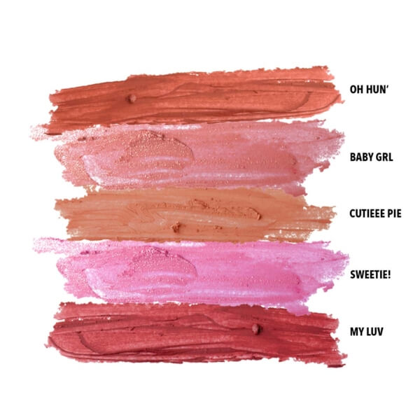 Sweet Talkin Set Swatches