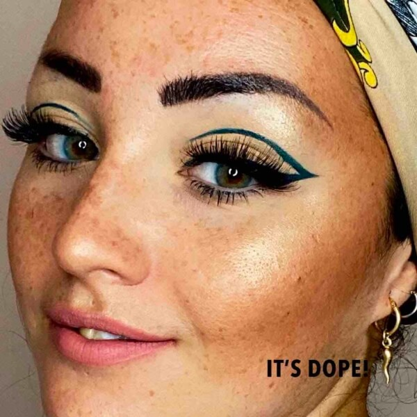 Its Dope Colorful Eyeliner 1