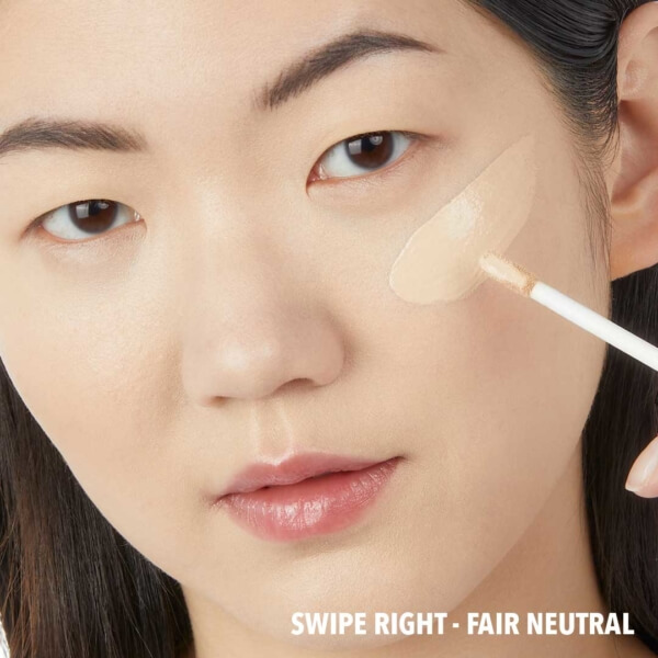 Swipe Right Fair Neutral Swatch